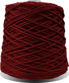 Sznurek 5mm Bordo