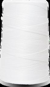 Kordonek mimo, że jest poliestrowy w 100% wygląda identycznie jak bawełna: nie błyszczy się, nie jest merceryzowany i tylko fachowiec jest w stanie odróżnić go od bawełny. Świetnie nadaje się do wszelkiego rodzaju robótek ręcznych takich jak szydełkowanie
