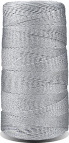 Kordonek Metalizowany 4 Lśniący Srebrny